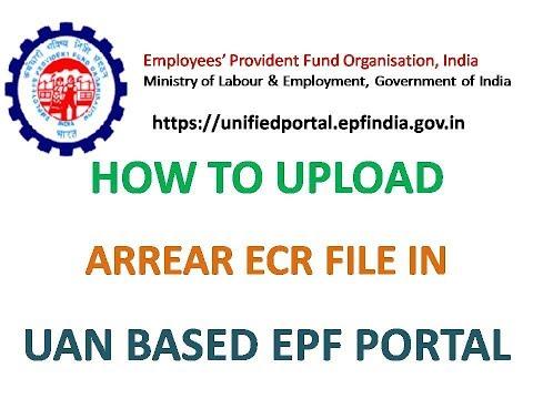 HOW TO MAKE ARREAR ECR /GENERATE ARREAR CHALLAN