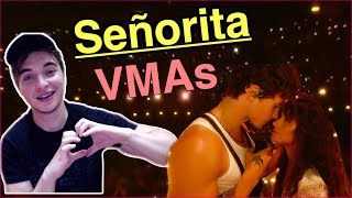 Shawn Mendes, Camila Cabello - Senorita LIVE 2019 VMAs *(Reaction)*