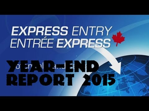 VEDA #18 - Express Entry Annual Report