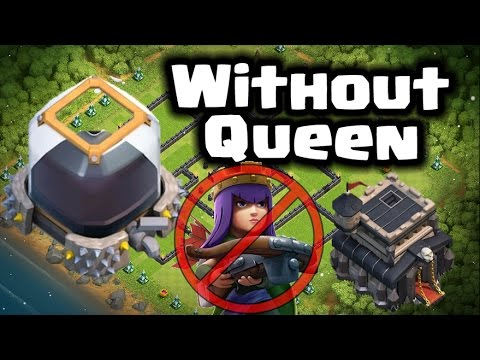 TH9 FARM DARK ELIXIR WITHOUT QUEEN! | Clash of Clans