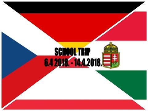 MY SCHOOL TRIP - HUNGARY, CZECH REPUBLIC, GERMANY, AUSTRIA