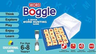 Word Boggle
