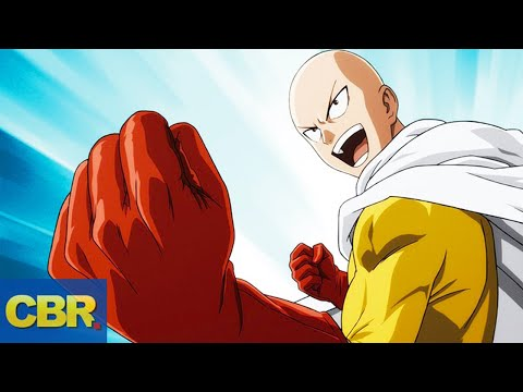The S-Class Heroes In One Punch Man Explained