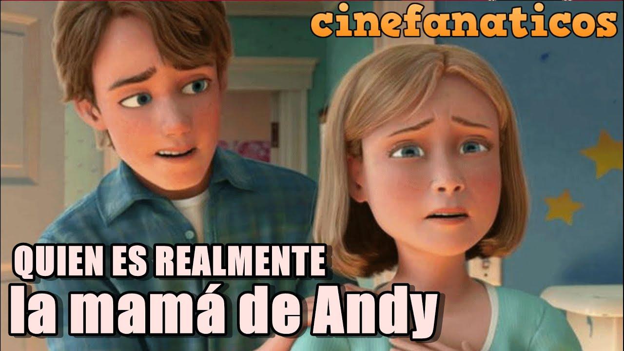 La Inquietante Teoría De La Mama De Andy: #TEORÍA: ¿Quién Es Realmente La Mamá De Andy De Toy Story