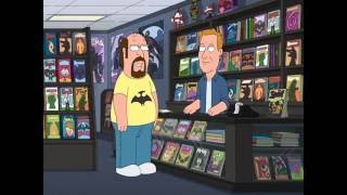 Family Guy S16 - Deleted Scene - Comic Book Shops