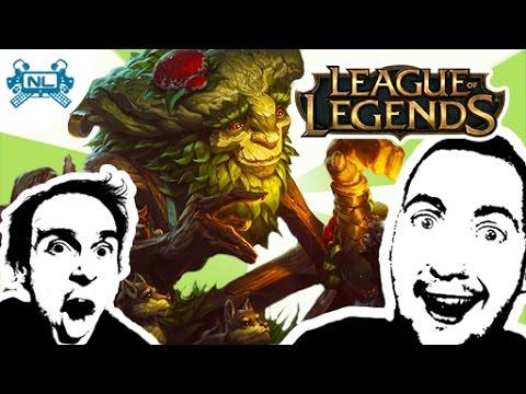 Ivern Support│Hősbemutató League of Legends Magyar (HUN)