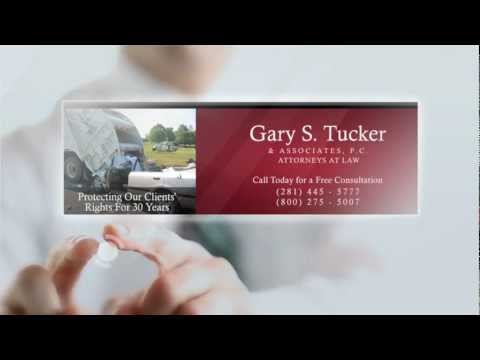 Houston Car Accident Attorney | Gary Tucker Accident & Injury Lawyers