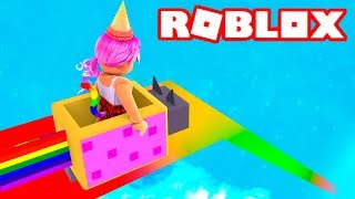 slide of 999.999.999 meters in ROBLOX!