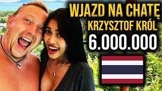MILIONER W TAJLANDII- KRZYSIEK KRÓL WJAZD NA CHATE za 6.000.000 *Kruszwil & Friz płakał jak ogladał*