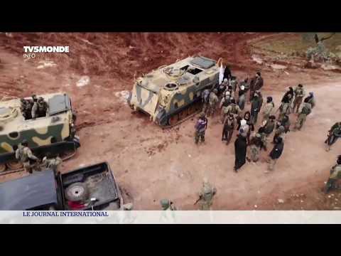 Syrie: les tensions montent à Idleb entre Damas et Ankara,