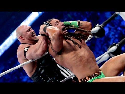 Ryback vs. Tyler Reks: SmackDown, July 13, 2012