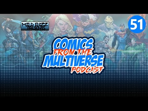 Comics From The Multiverse #51: The Lazarus Contract (DC Comics Podcast)