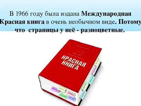"""Буктрейлер """"Красная книга Белгородской области"""""""