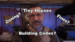 Don't Violate Tiny House Zoning/Building Codes