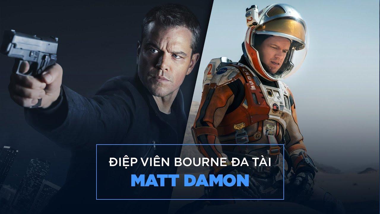 """MATT DAMON: Thiên Tài """"NHẠC NÀO CŨNG NHẢY"""" Của Hollywood"""