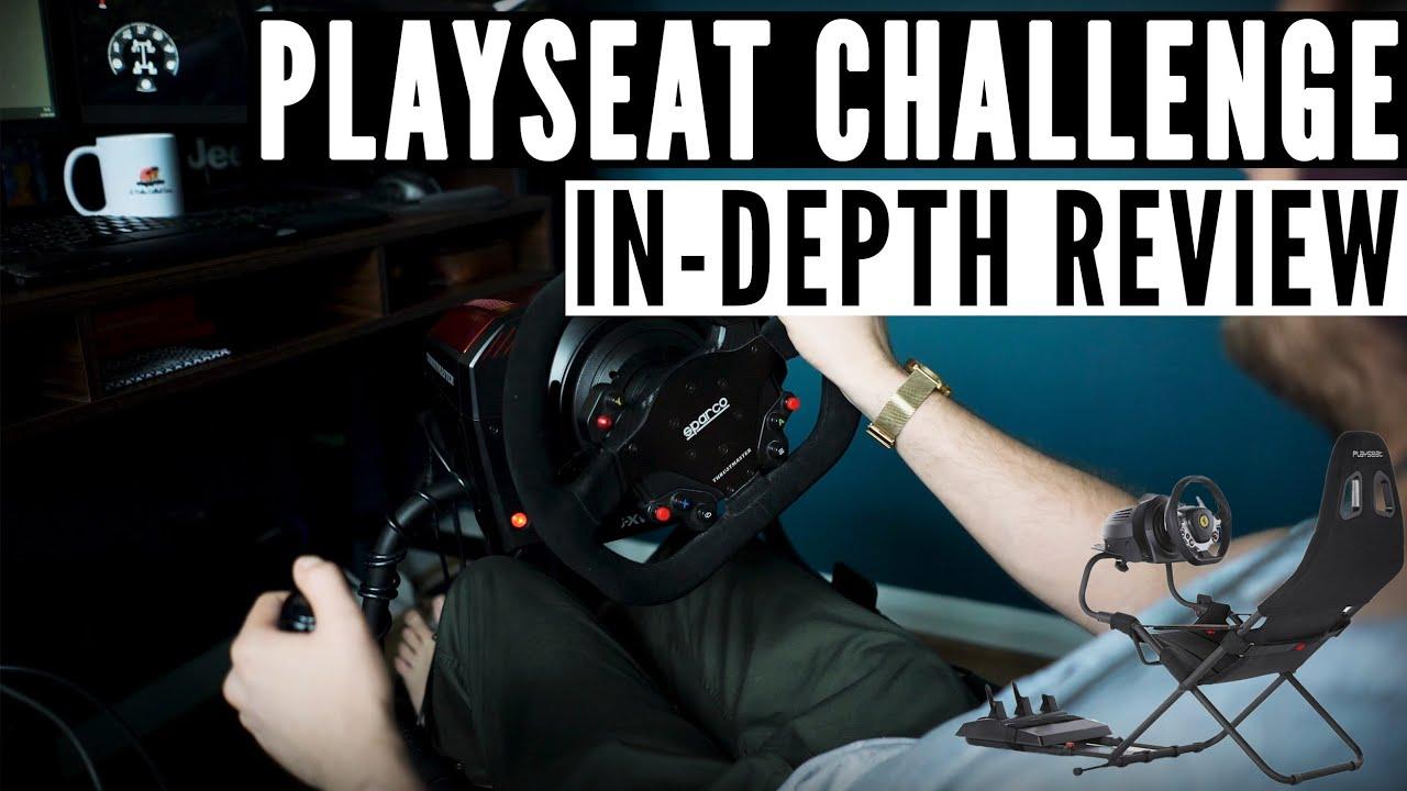Playseat Challenge - Kutu Açılımı ve Denemesi