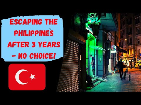 Why My Friend Was Forced To Leave The Philippines After 3 Years! from YouTube · Duration:  12 minutes 45 seconds