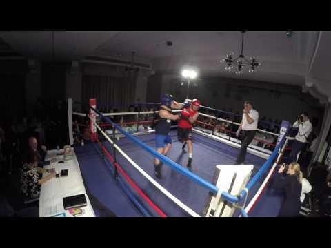 Ultra White Collar Boxing Dartford | Thomas Scott VS Matt williams