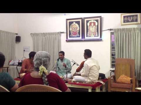 Venkatachala Nilayam-Sindhubhairavi