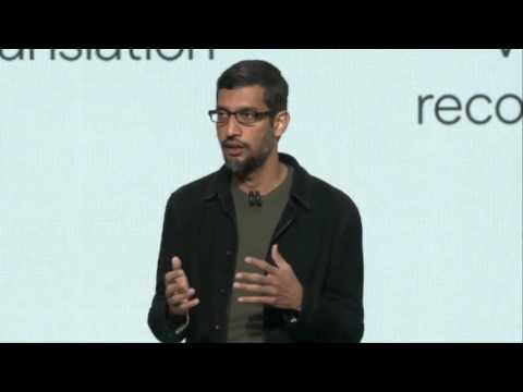Sundar Pichai: How machine learning & deep learning improved technologies