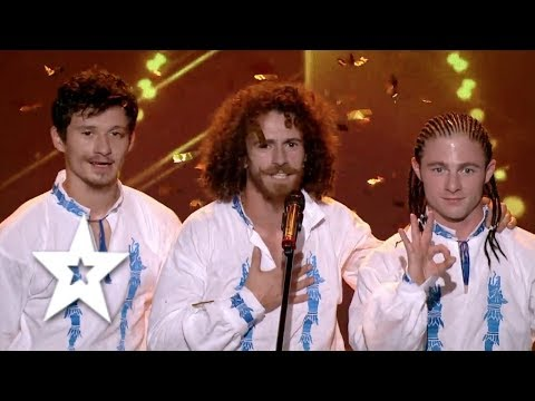 OK WorldWide INSANE GOLDEN BUZZER Performance | Auditions Week 8 | Românii au talent