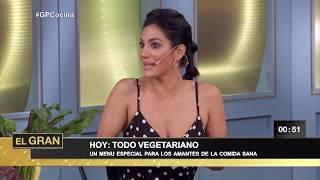 Silvina Escudero contó cómo inició en el vegetarianismo thumbnail