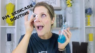 Nighttime Skincare Routine | Anti Aging for over 35 skin!