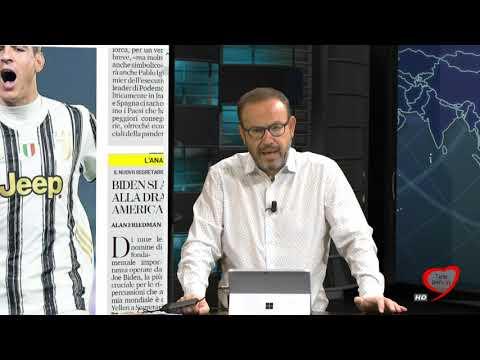 I giornali in edicola - la rassegna stampa 25/11/2020