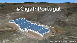 Bring Tesla Gigafactory to Portugal