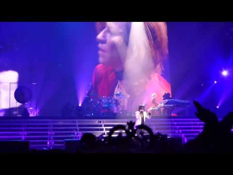 X JAPAN - Without You (not full song) live at Wembley March 4, 2017