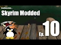 Free from Rockjoint... So now we Fish - Skyrim Modded Ep 10