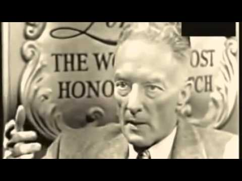 Admiral Richard E. Byrd - South Pole Video Interview