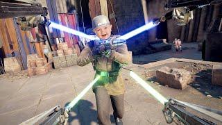 sacrificing infants in Star Wars Battlefront 2