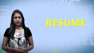 What is difference between CV and Resume|| A CV Vs RESUME