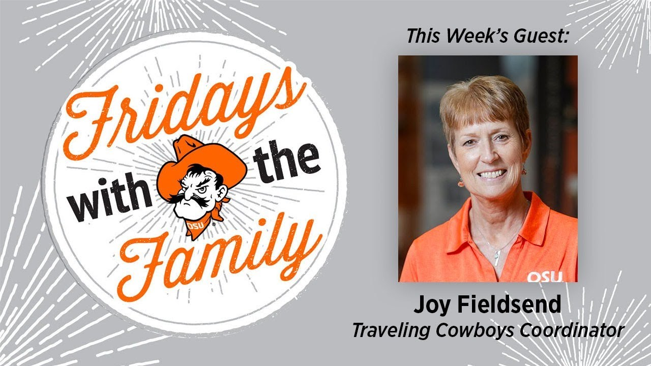 Image for Fridays with the Family - Joy Fieldsend webinar