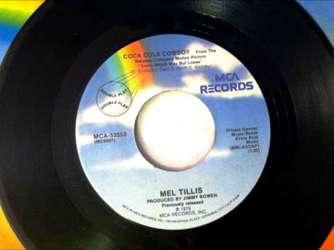 Coca Cola Cowboy , Mel Tillis , 1979