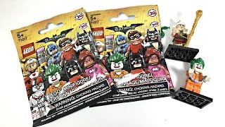THE LEGO BATMAN MOVIE Toy Collection Minifigures Blind Bag C
