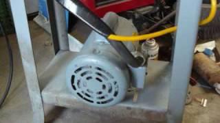 The Free Delta Metal & Wood Cutting Bandsaw Restoration - Part #2