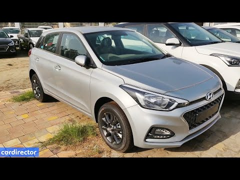 Hyundai Elite i20 Sportz+ 2019   Elite i20 2019 Features   Interior & Exterior   Real-life Review
