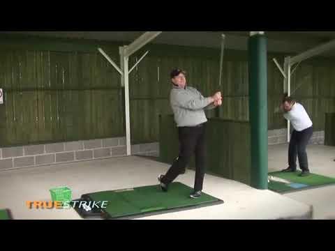 Double Golf Hitting Mat