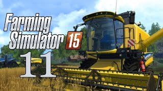 Let's Play Farming Simulator 15 - Part 11 - The Double Tipper