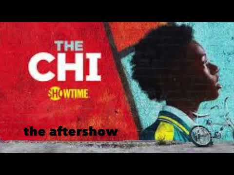 The Chi Reaction & After Show Episode 1 [PILOT] with Jeandra LeBeauf