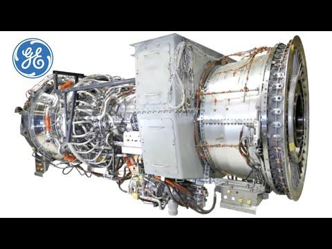 GE's LM6000-PG & -PH Aeroderivative Gas Turbines | Gas Power