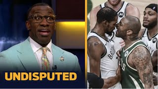 UNDISPUTED | Shannon INSISTS Bucks played dirty with Durant to win Game 3, cut series deficit to 2-1