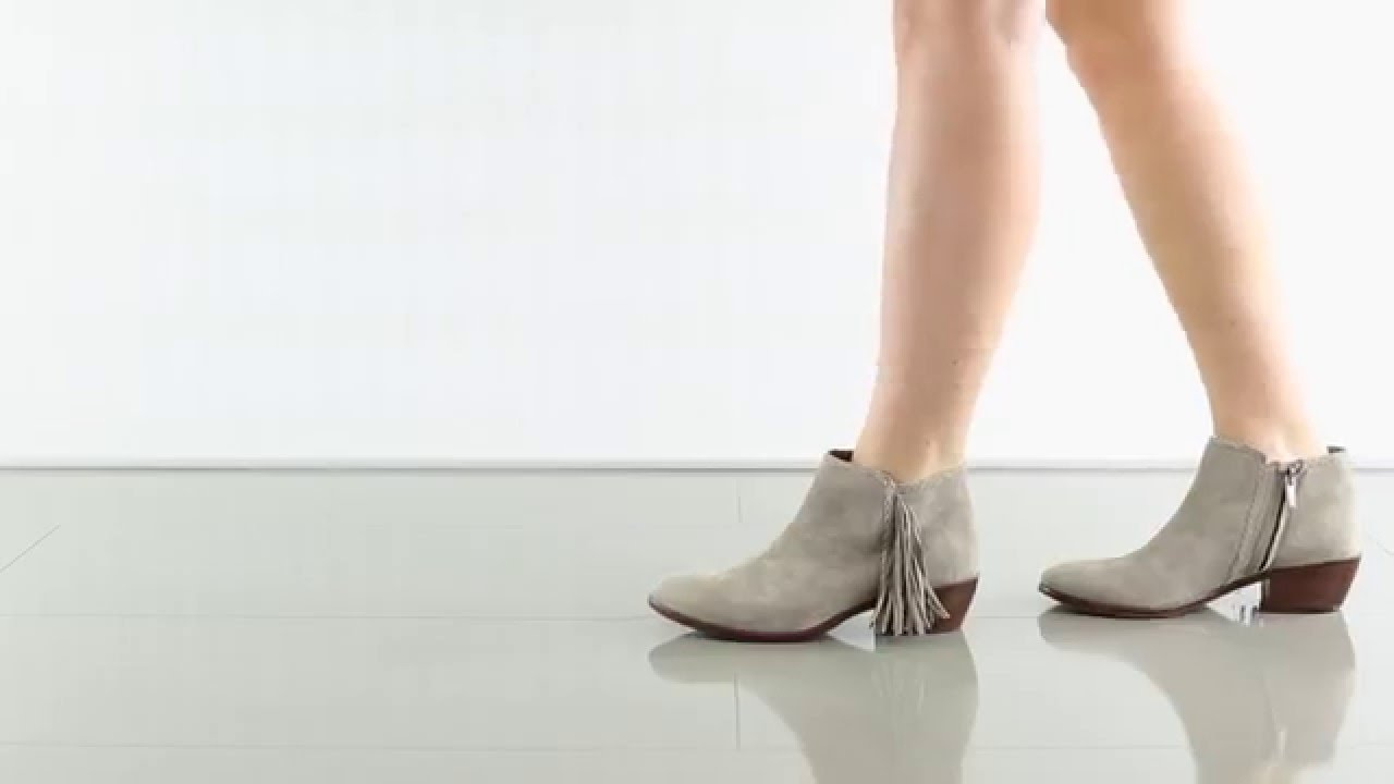 1f65450d6 Paige in Putty Suede Sam Edelman - YouTube