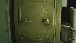 How to Unlock the Safe in Resident Evil 3 Demo