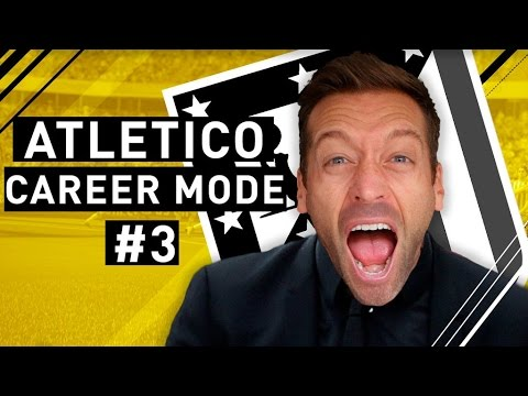 I MADE SOME EXECUTIVE DECISIONS!!! (Don't be mad) - FIFA 17 Career Mode Ep. #3