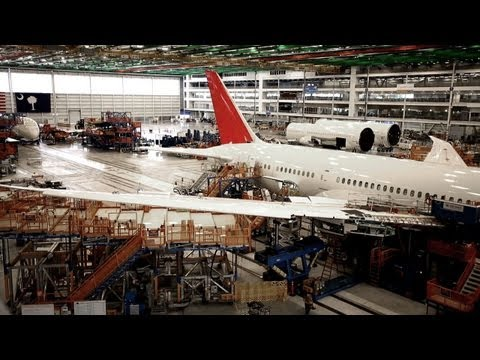 Boeing South Carolina: A Factory for the Future
