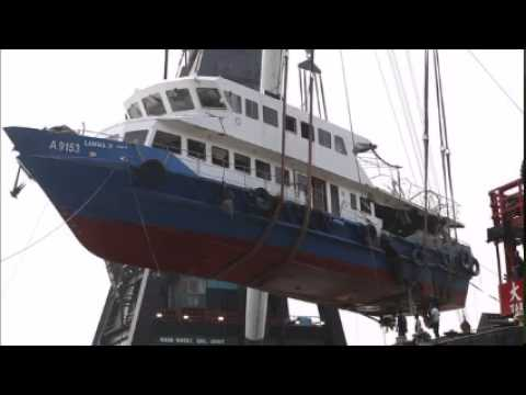 Hong Kong 2012 ferry disaster: Captain convicted
