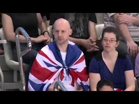 FINA Diving World Series Platform 10m Women London 2014
